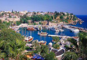 türkiyenin sağlık turizminde en önemli şehri antalya